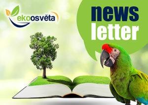 Desátý newsletter – Den Slunce a mnoho dalšího