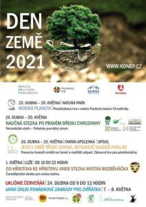 Den Země 2021 – organizováno koalicí Nevládek Pardubicka, z.s.