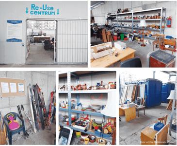V Heřmanově Městci už více než rok provozují takzvané re-use centrum. Mají s ním dobré zkušenosti