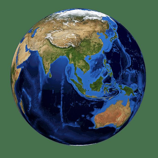 Několik čísel k životnímu prostředí – změna klimatu
