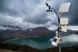 Správa KRNAP obnovuje síť meteorologických stanic na hřebenech Krkonoš