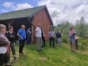 V prostorách Ekocentra a Záchranné stanice Pasíčka se diskutovalo o ENVIRONMENTÁLNÍ VÝCHOVĚ