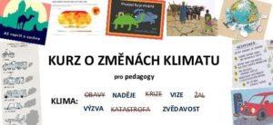 Ekocentrum Paleta chystá kurz o změnách klimatu pro pedagogy