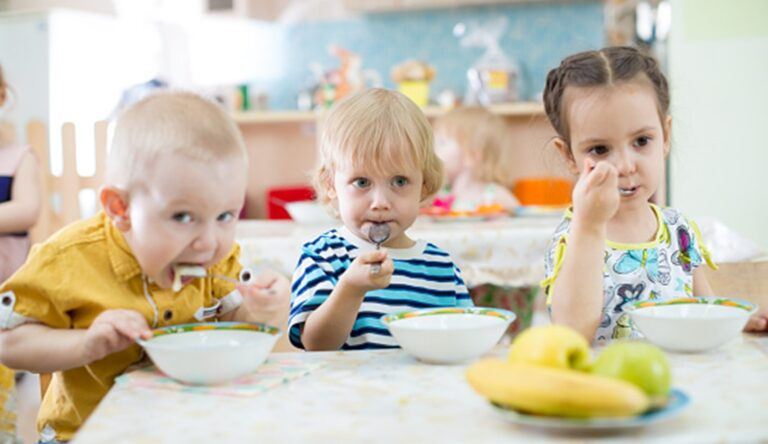 Lesním školkám se mění podmínky stravování, zvýší se limit na nákup potravin