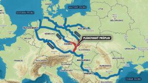 Odborníci budou hovořit o dopadech možné výstavby kanálu Dunaj-Odra-Labe