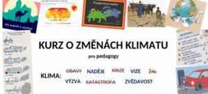Ekocentrum PALETA: Kurz o změnách klimatu pro pedagogy